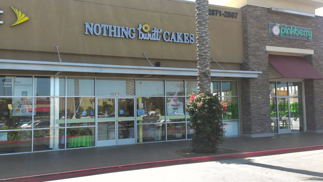 Bakery Near Me | Nothing Bundt Cakes in Tustin, CA