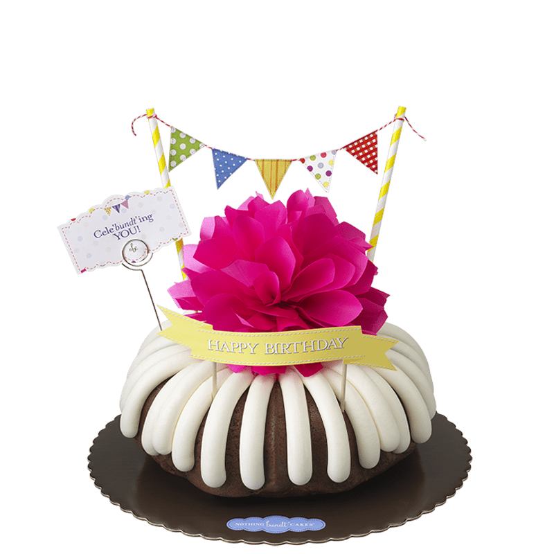 Cakes for Any Occasion from a Local Bakery Nothing Bundt Cakes