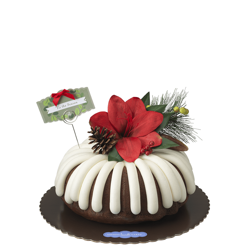 'Tis the Season Bundt Cake