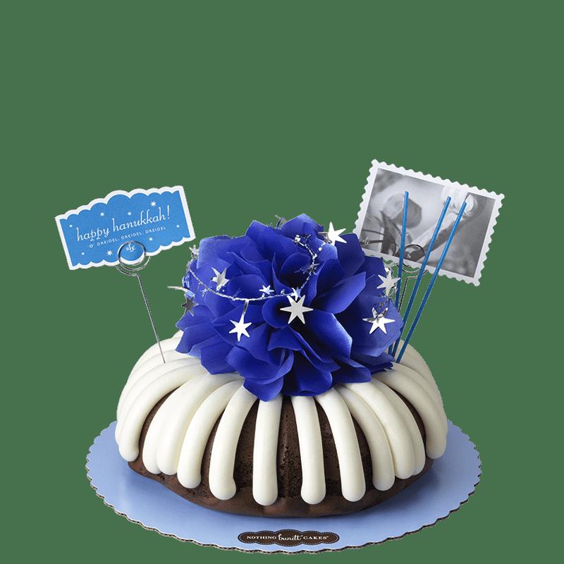 Bundt Cake Wedding Ring