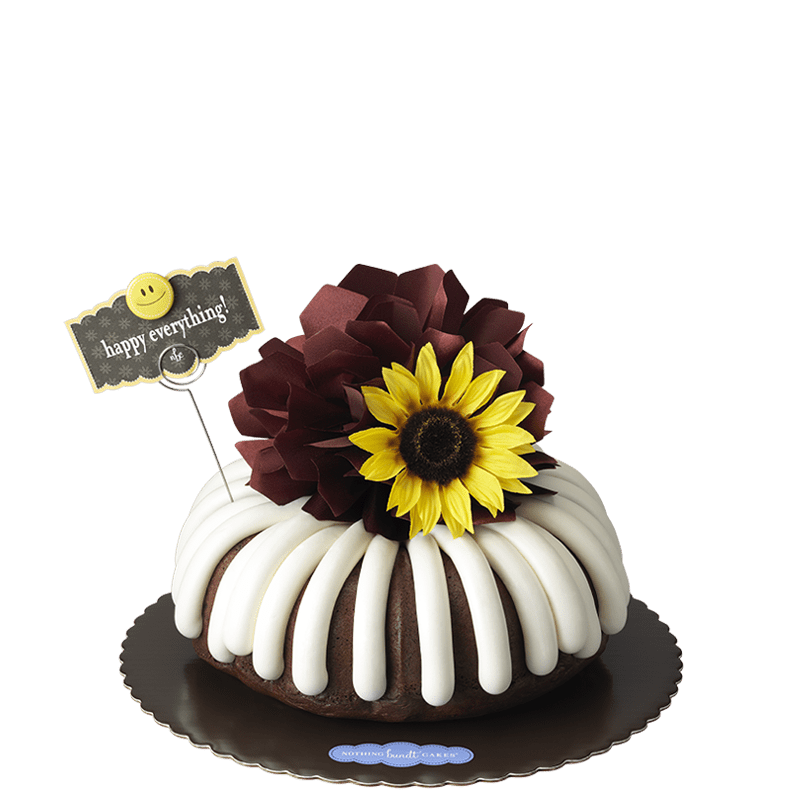 Happy Everything Bundt Cake