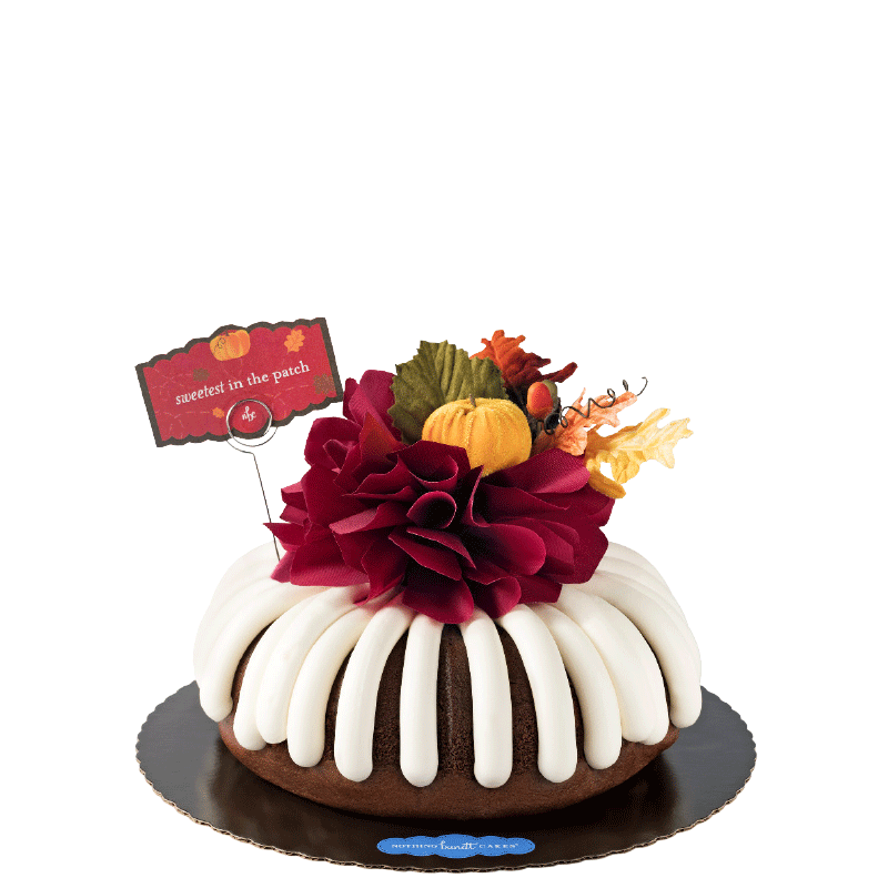 Sweetest in the Patch Bundt Cake